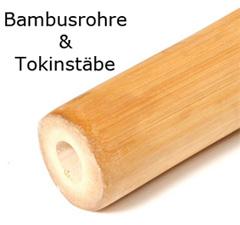 Bezugsquelle von Bambusrohren und Tokinstäben (Pflanzstäbe)