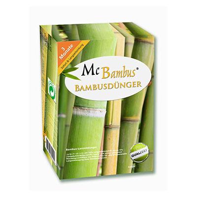 Bambus-Köln Bambus Dünger